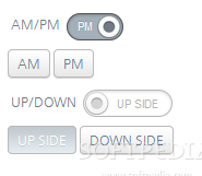AXISJ - Radio buttons also look much cooler in AXISJ