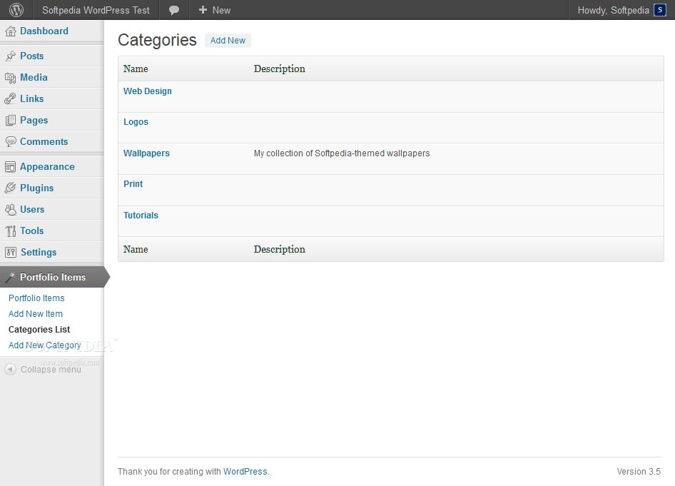 Awesome Filterable Portfolio screenshot 2