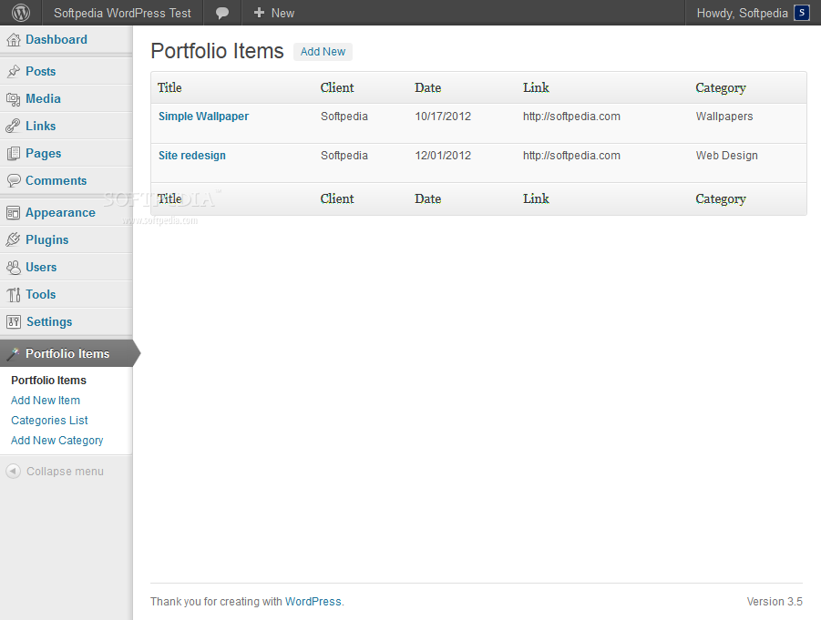 Awesome Filterable Portfolio screenshot 4