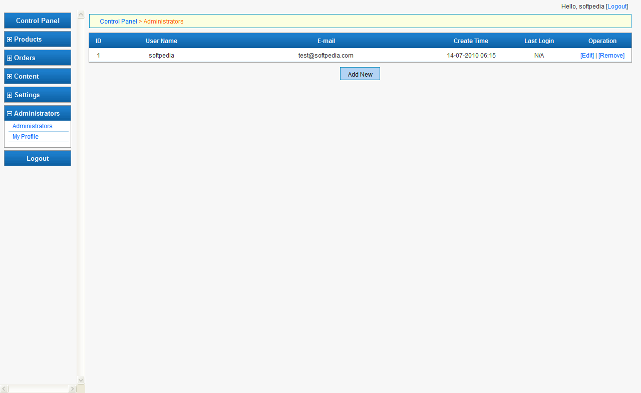 Axous Software Shop screenshot 18