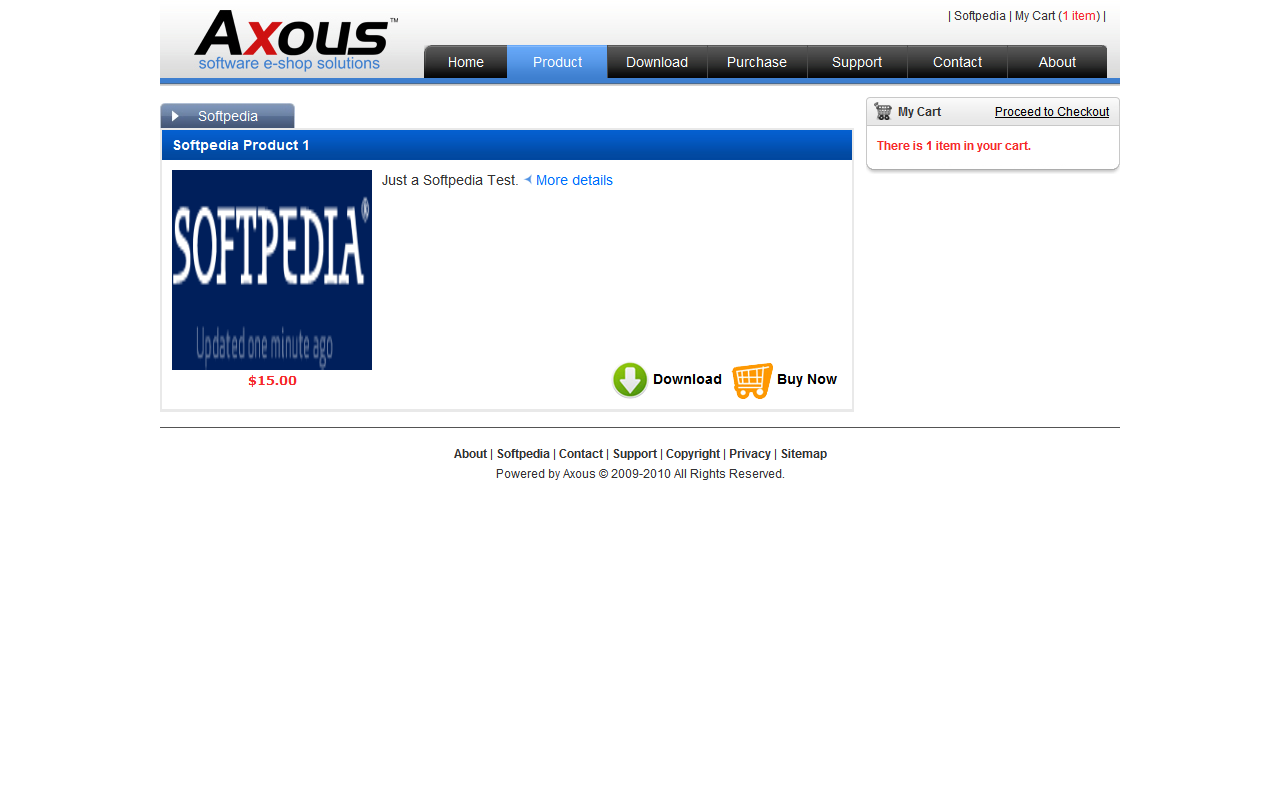 Axous Software Shop screenshot 21