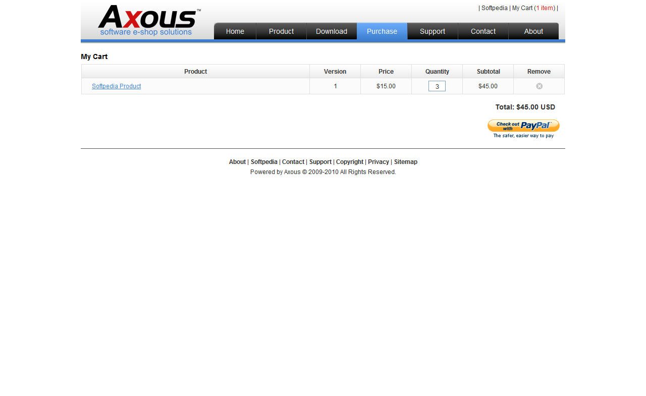 Axous Software Shop screenshot 22
