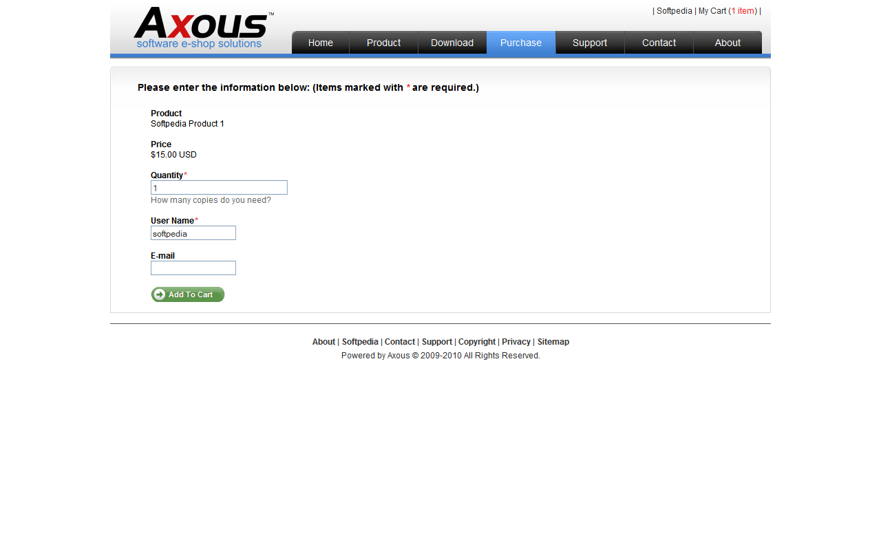 Axous Software Shop screenshot 23