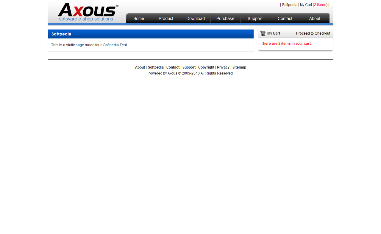 Axous Software Shop screenshot 24