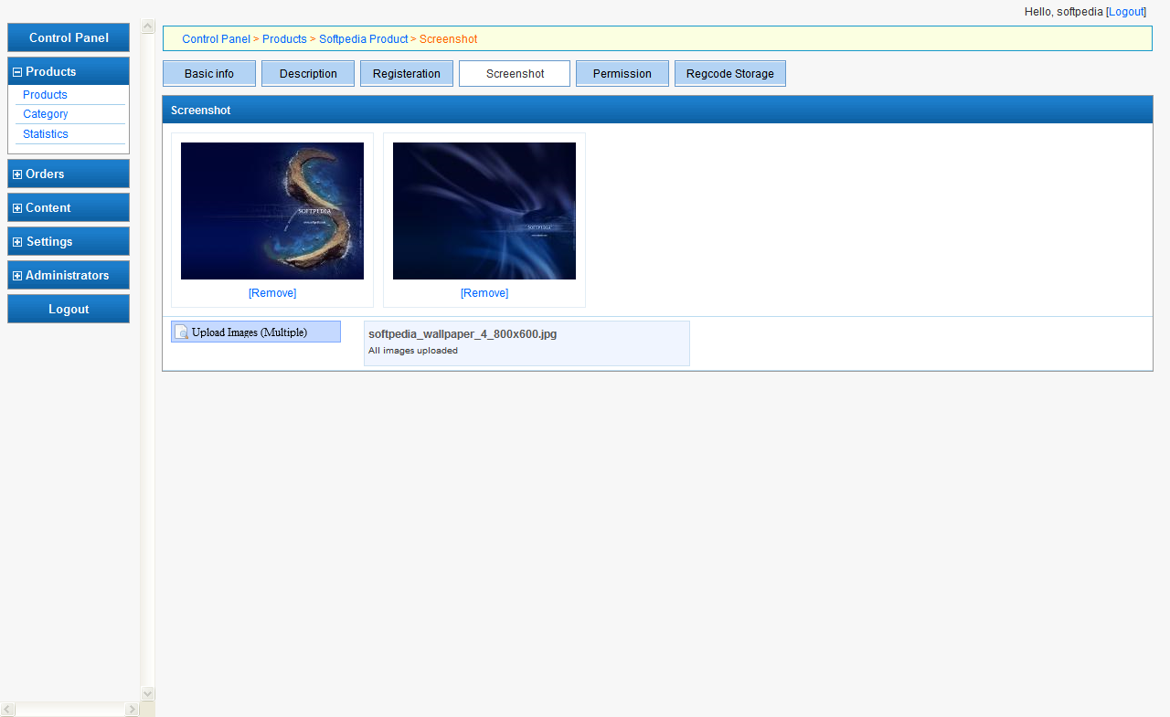 Axous Software Shop screenshot 5