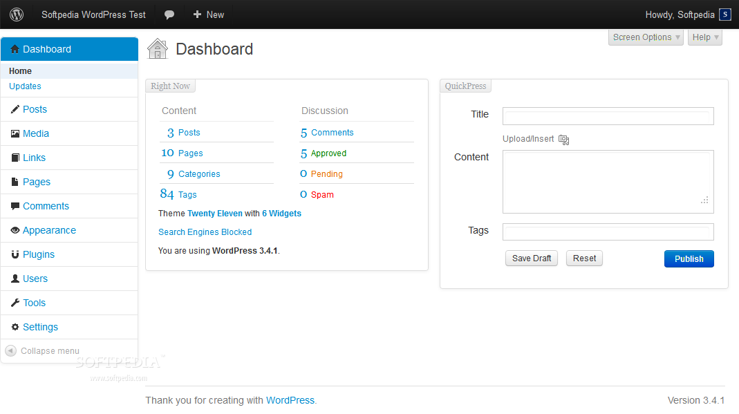 Bootstrap Admin Download