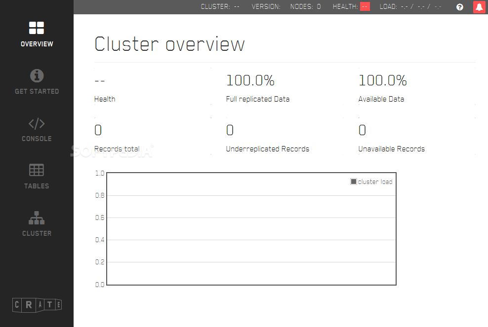 Crate - Crate is a powerful database engine, complete with an administration panel