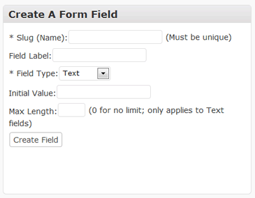 Custom Contact Forms screenshot 2