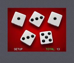 DICE ROLLER DELUXE screenshot 1