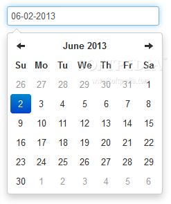 Datepicker for Bootstrap Download