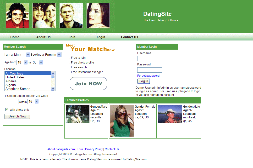 Cm dating site
