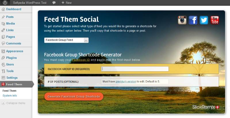 Feed Them Social - Feed Them Social can easily embed Facebook group feeds