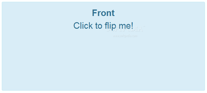 Flip - The jQuery Flip plugin can be used to rotate page elements in 3D