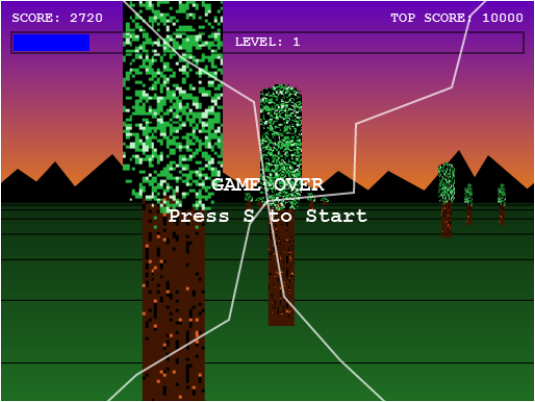 Forest Racer screenshot 3