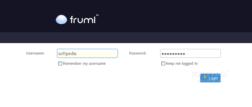 Fruml screenshot 2