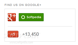 Google+ Badge Widget screenshot 2