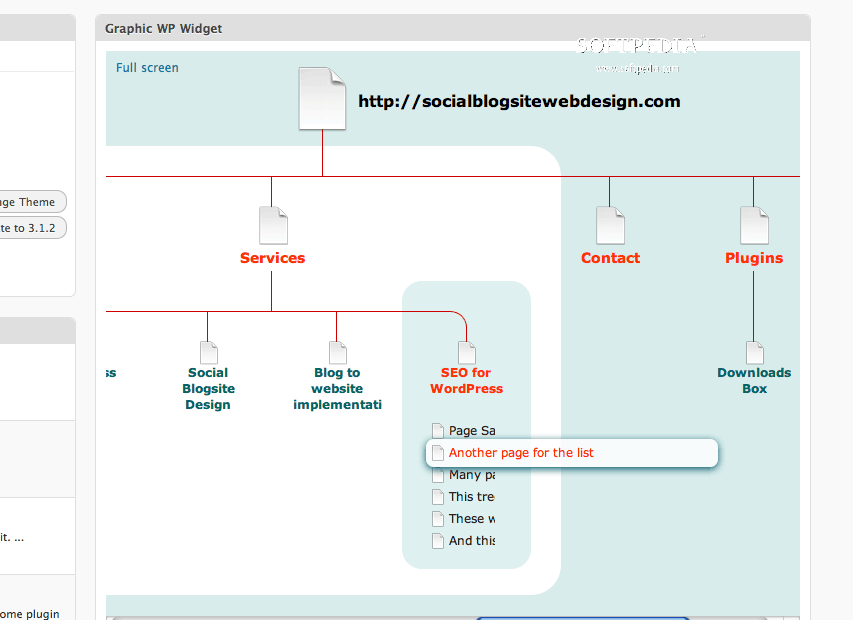 Download Graphic WP Sitemap