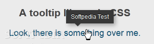 HINT.css - All of the tooltip's body is rendered via CSS and not JavaScript