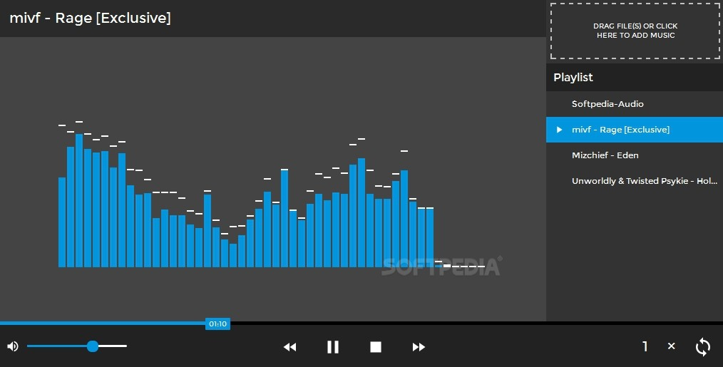 HTML5 Audio Player Download