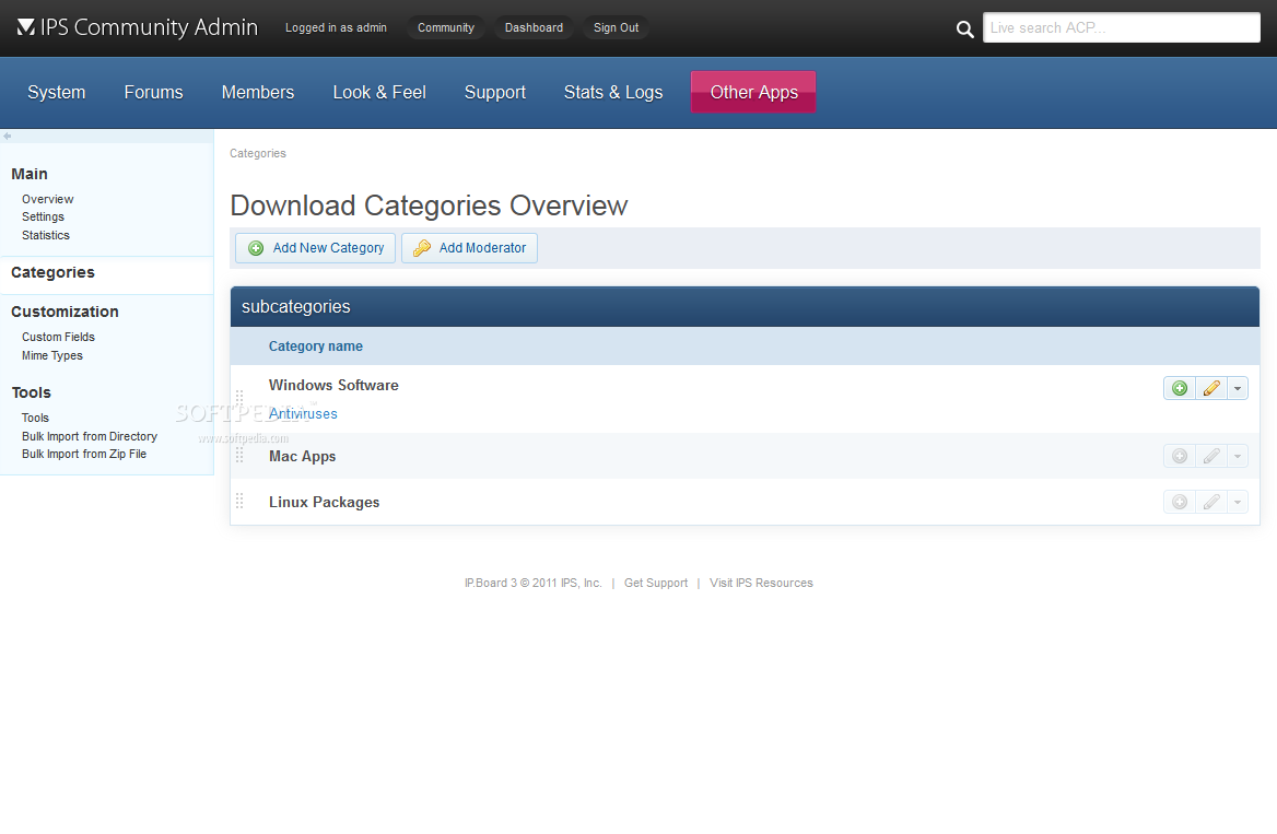 IP.Downloads screenshot 4