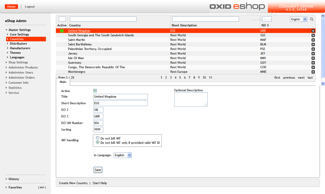 how to add admin oxide