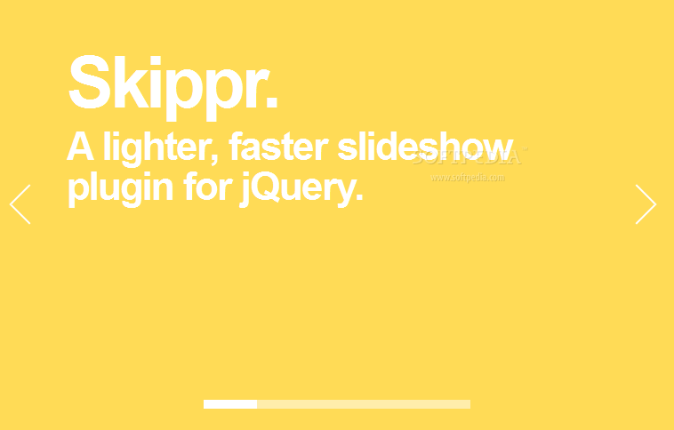 Skippr - Skippr is a jQuery plugin for building beautiful side-scrolling content sliders