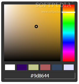Spectrum - Spectrum is a color picker with predefined color palettes