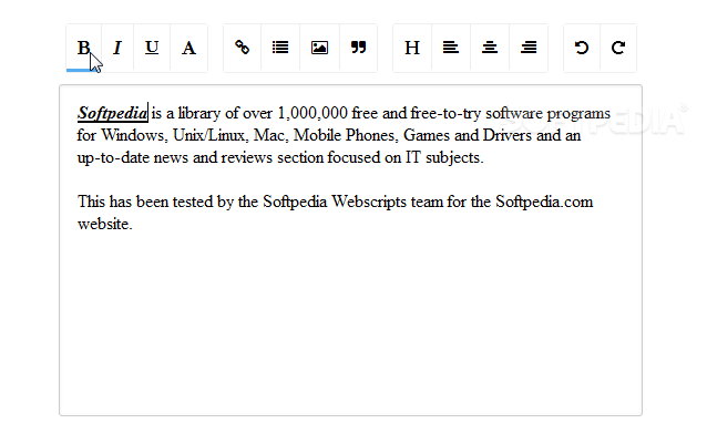 Squire - Squire is a modern WYSIWYG written with and for modern technologies