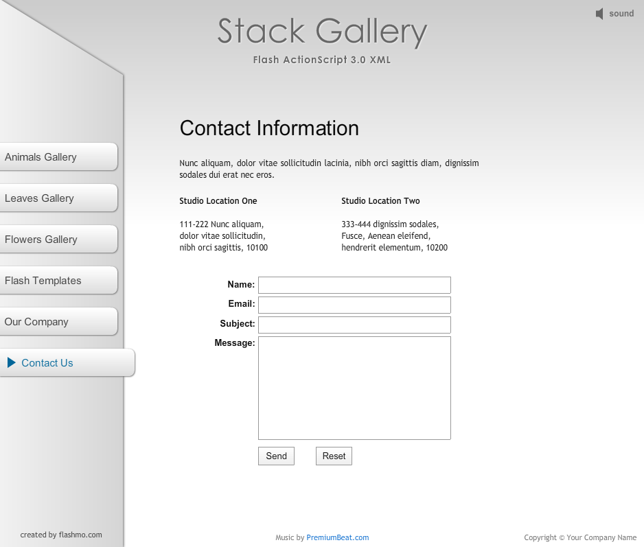 Stack Gallery screenshot 5