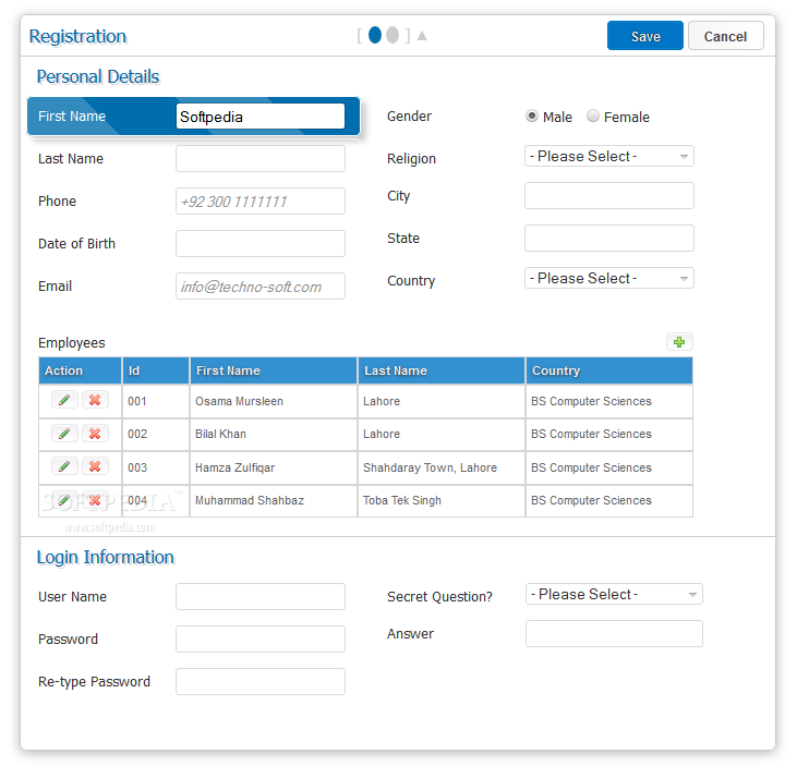 TS jQuery Form Plugin Download