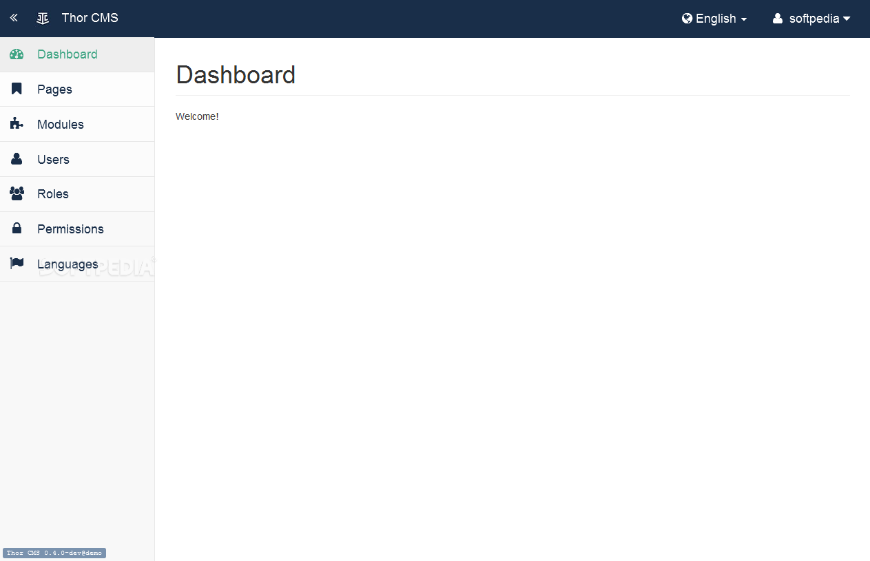 Thor CMS Download