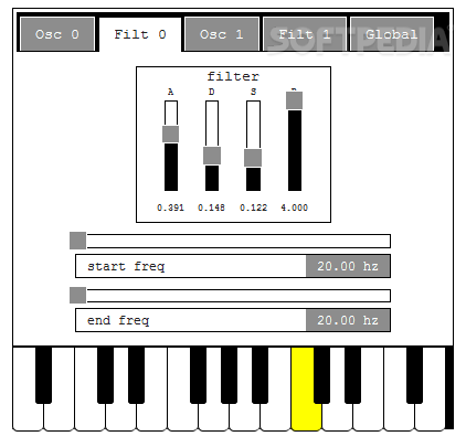 Tone.js - Tone.js can be used in building Web-based instruments, sound effect boards, and music players