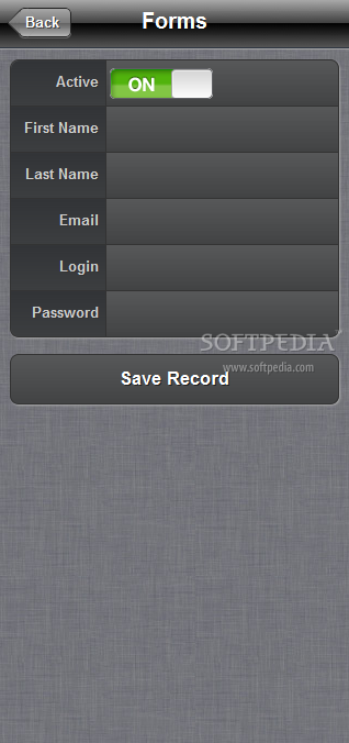 Web 2.0 Touch screenshot 5
