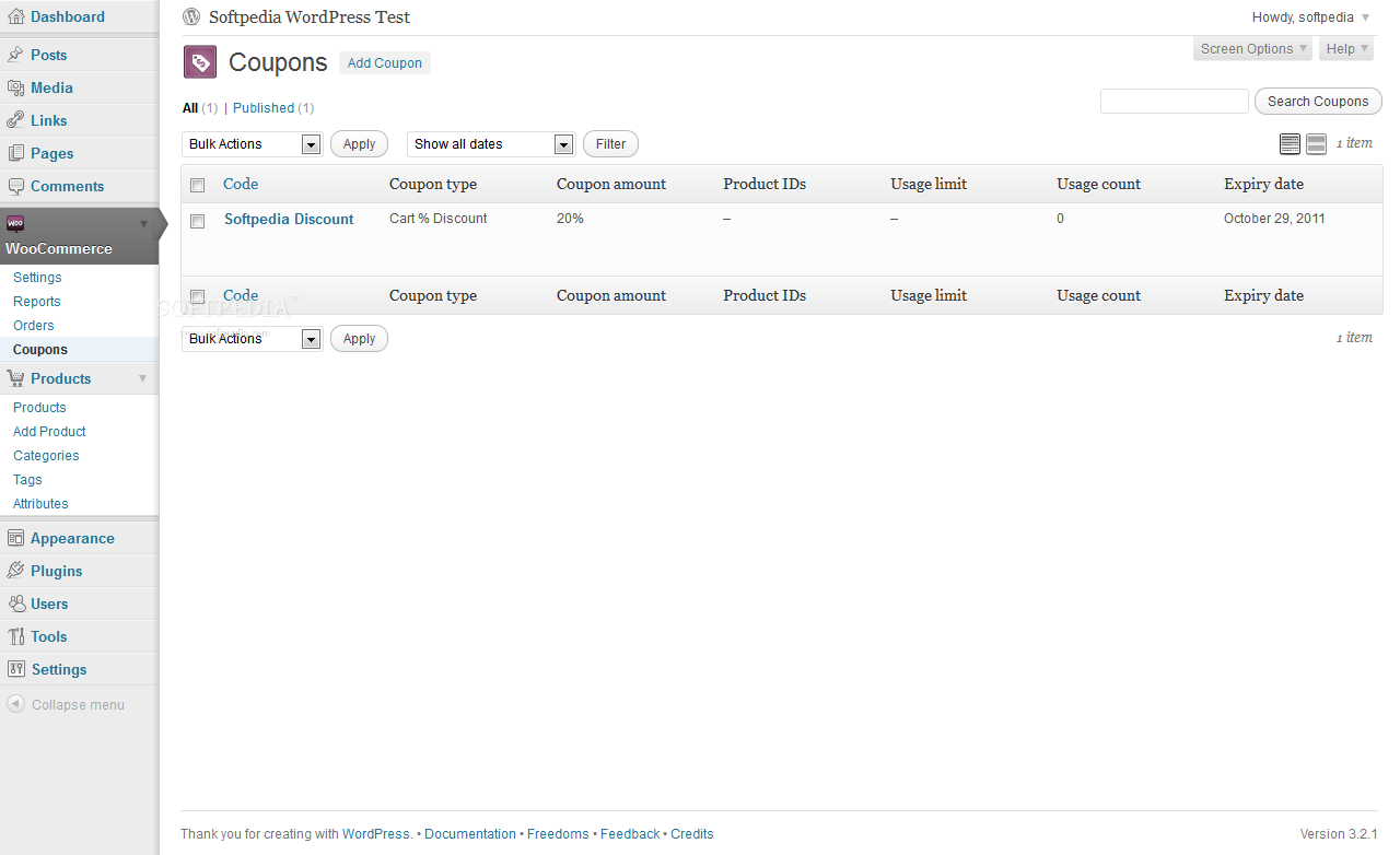WooCommerce screenshot 10