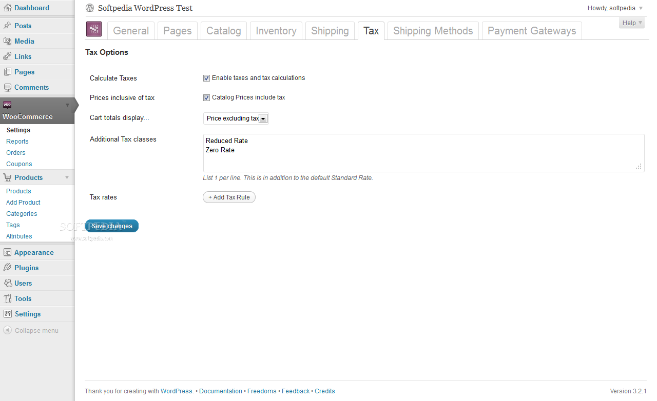 WooCommerce screenshot 6