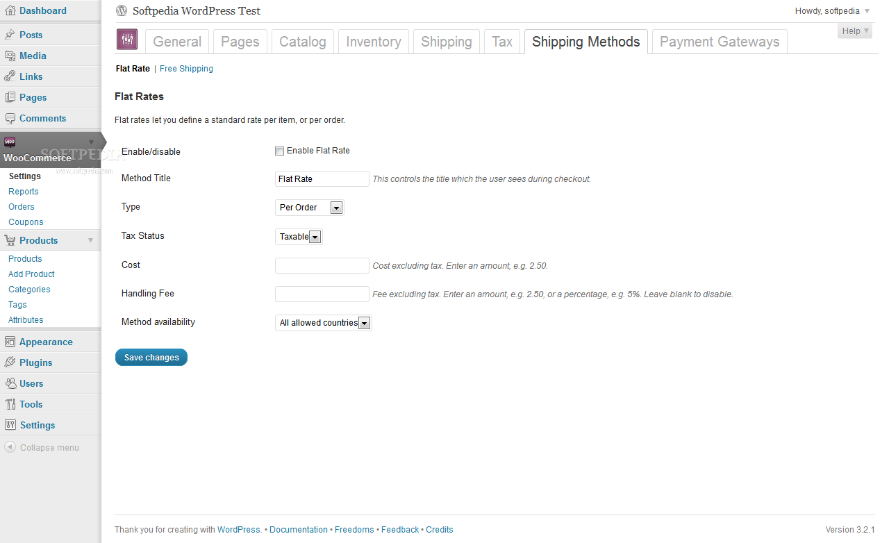 WooCommerce screenshot 7