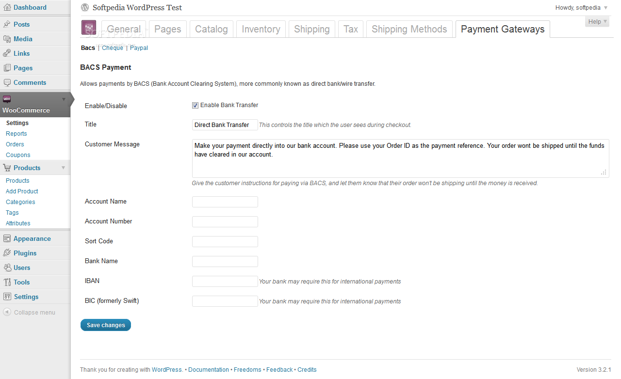 WooCommerce screenshot 8
