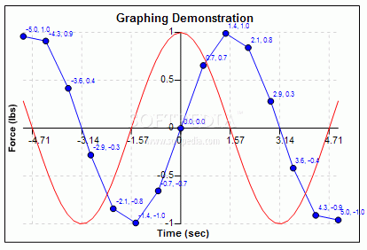XYGraph screenshot 1