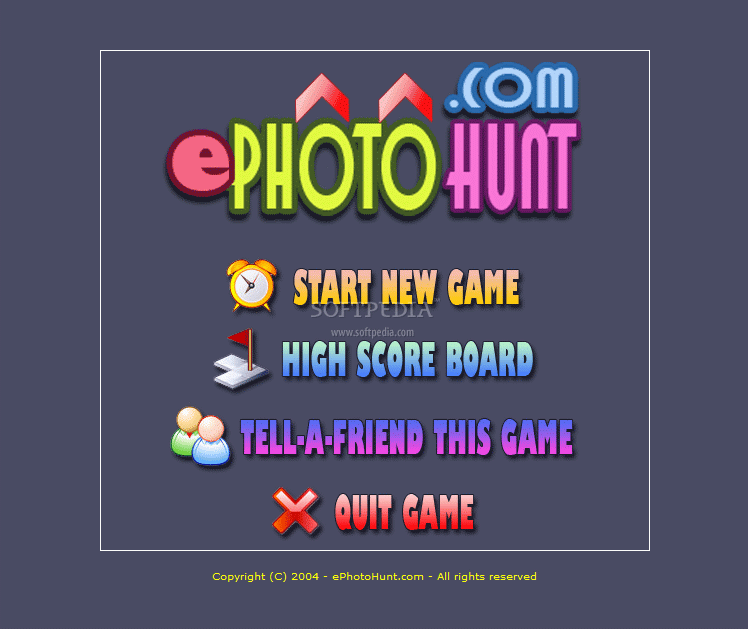 ePhotoHunt screenshot 2