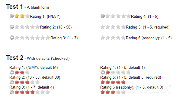 jQuery Star Rating Plugin Download