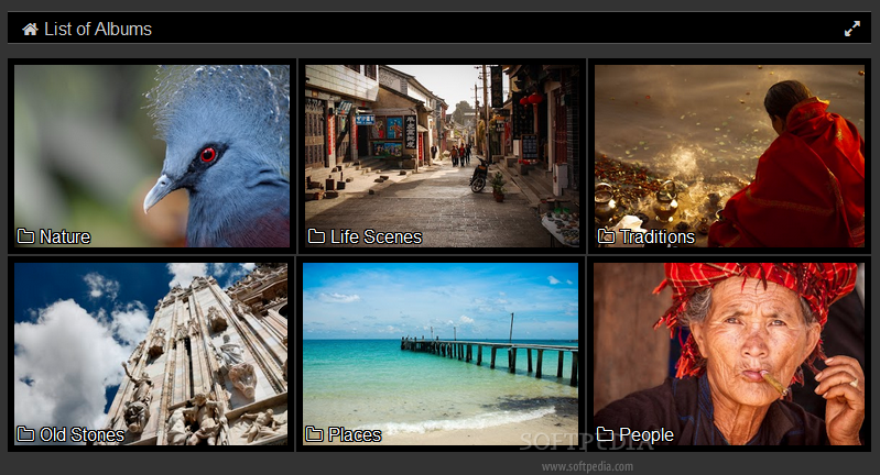 jQuery Plugin to Create Image Gallery, Pull Image from Flickr and Picasa (Google+)